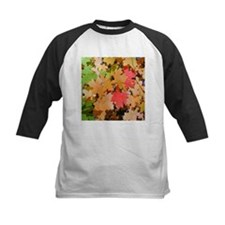 Fall Colors Leaves Tee