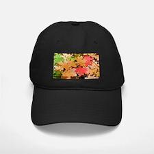 Fall Colors Leaves Baseball Hat