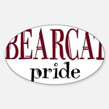 BEARCAT pride Oval Decal