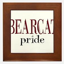 BEARCAT pride Framed Tile