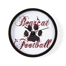 Bearcat Football (1) Wall Clock