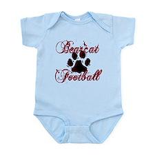 Bearcat Football (1) Infant Bodysuit