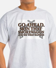 Smokewagon T-Shirt