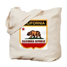 California Crest Tote Bag