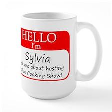 Sylvia Mug