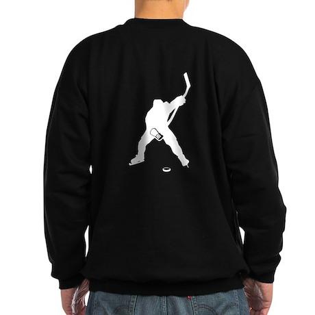 Hockey Player Sweatshirt (dark)