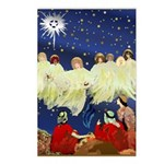 Angels Announce Postcards (Package of 8)