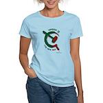 Green is the New Red Women's Light T-Shirt