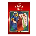 Child is Born Postcards (Package of 8)