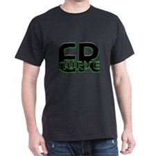 ER NURSE GREEN GLOW T-Shirt