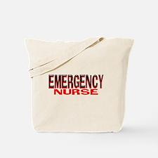 EMERGENCY NURSE Tote Bag