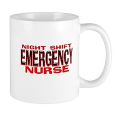 ER NIGHT SHIFT NURSE Mug
