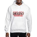 ER NIGHT SHIFT NURSE Hooded Sweatshirt