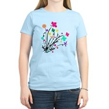 'Flower Spray' T-Shirt