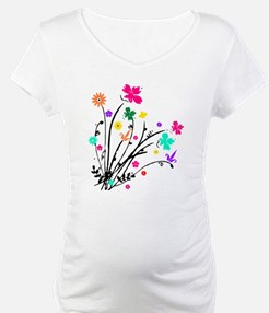 'Flower Spray' Shirt