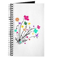 'Flower Spray' Journal