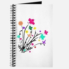'Flower Spray' Journal