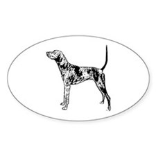 Plott Oval Decal