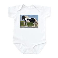 Gypsy Horse Infant Bodysuit
