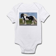 Gypsy Horse Infant Bodysuit