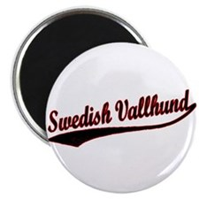 Swedish Vallhund Varsity Magnet