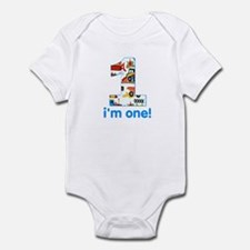 I'm one Infant Bodysuit