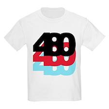 480 Area Code T-Shirt