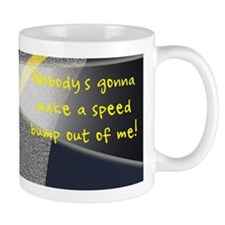 Armadillo Speed Bump Mug