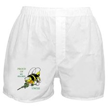 seabee uncle Boxer Shorts
