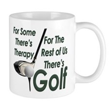 Golf Therapy Coffee Cup
