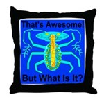 That's Awesome Throw Pillow