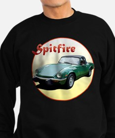 The Avenue Art Spitfire Sweatshirt (dark)