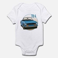The Avenue Art TR6 Infant Bodysuit