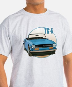 The Avenue Art TR6 T-Shirt