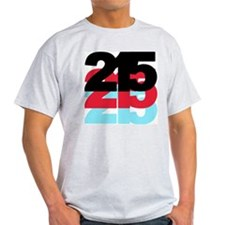 215 Area Code T-Shirt