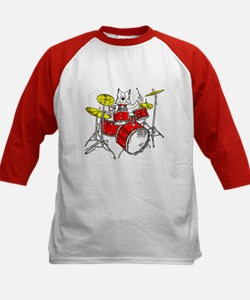 Catoons™ Drums Cat Tee