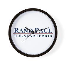 Rand Paul 2010 Wall Clock
