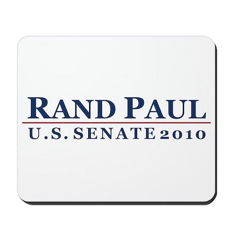 Rand Paul 2010 Mousepad