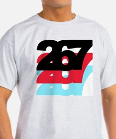 267 Area Code T-Shirt