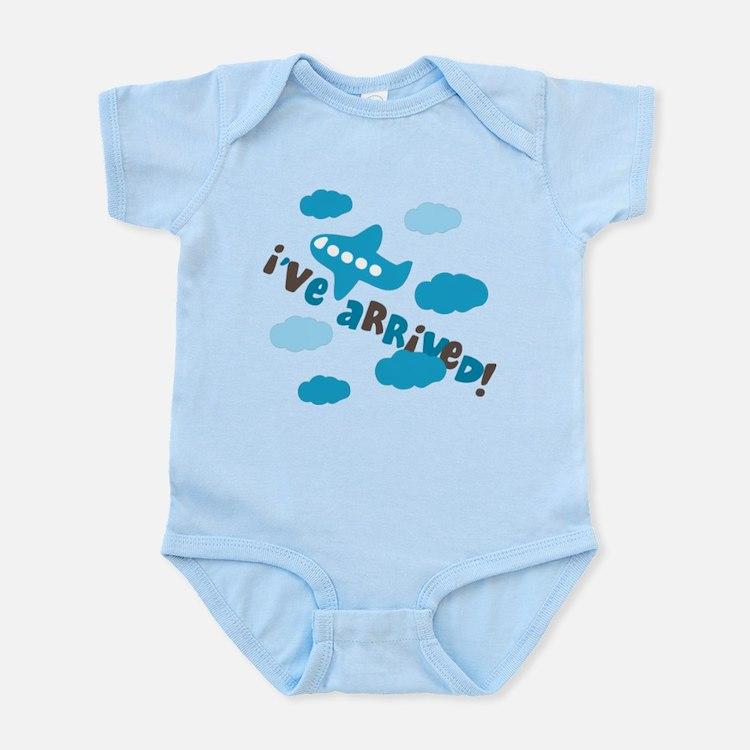 I've Arrived Infant Bodysuit