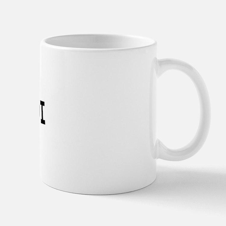 I love Benji Mug