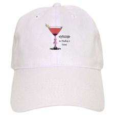 Cool Breast cancer 3day Baseball Cap
