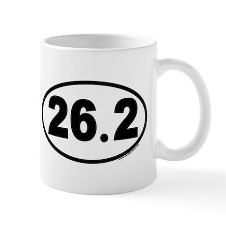 26.2 Marathon Regular Coffee Mug