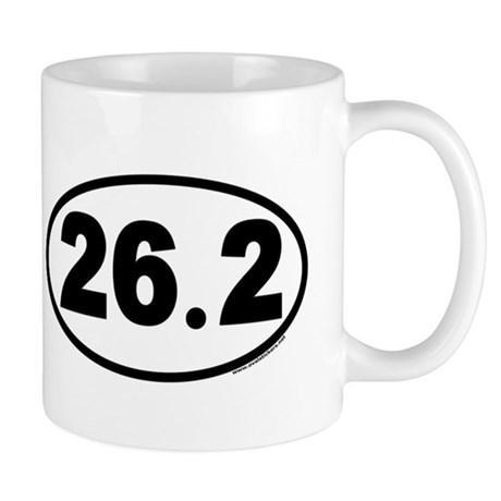 26.2 Marathon Regular Coffee Mug