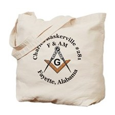 Masonic Lodge Tote Bag