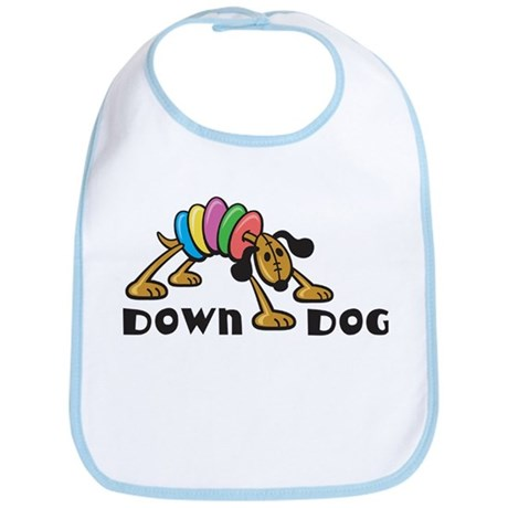 Down Dog Bib