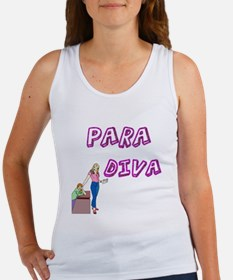 Funny School administration assistant Women's Tank Top