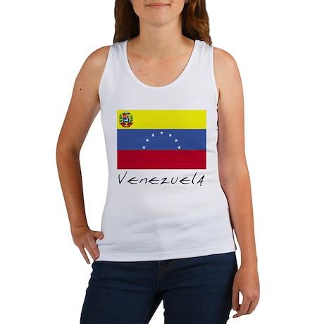 Venezuela (Flag, World) Women's Tank Top
