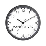 Time zone Wall Clocks