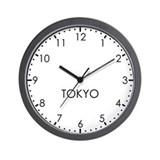 World tokyo Basic Clocks